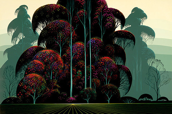 Eyvind Earle 1