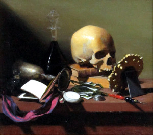 Vanitas Still Life - Fine Art Gallery